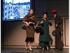 Annie: Tenement Fronts, on stage