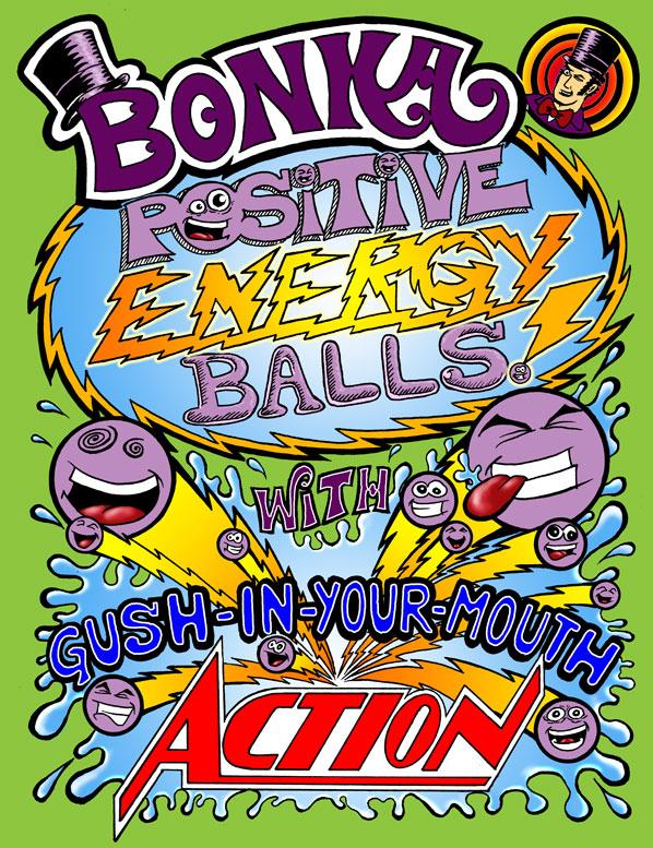 Positive Energy Balls ~ Fall 2004