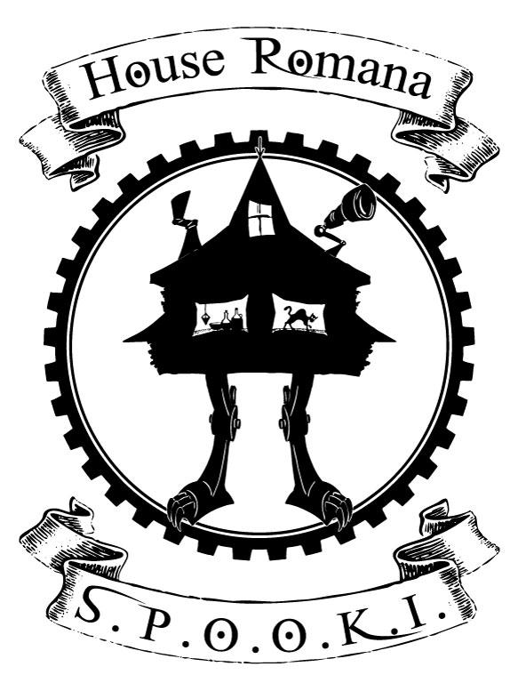 Client: House Romana - Logo ~ Adobe Photoshop & Illustrator ~ Chicago, IL ~ 10/2014