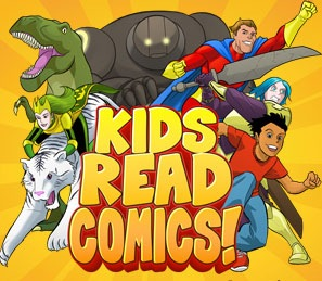Kids Read Comics