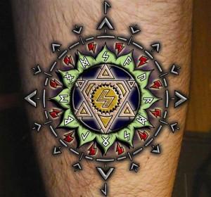 Tattoo, layover