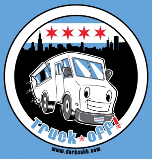 Client: Truck-Off! - Logo ~ Adobe Photoshop/Illustrator ~ Chicago, IL ~ Spring 2013