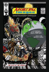 Read The Archetypal Images Sponsorship Special Comic Book!